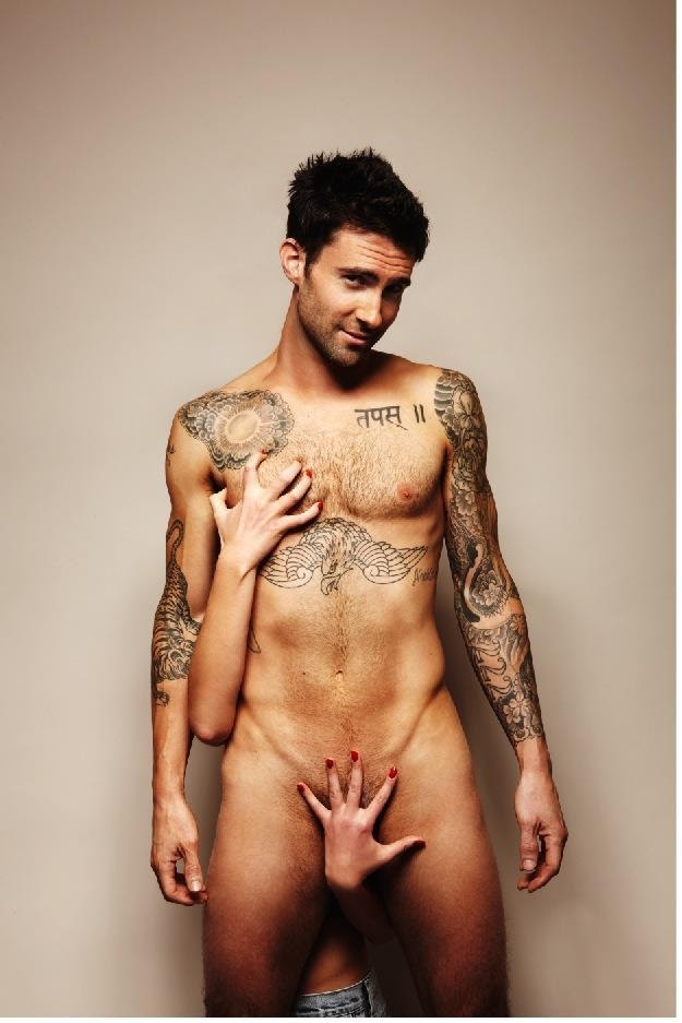 Guilty Pleasure:  Adam Levine