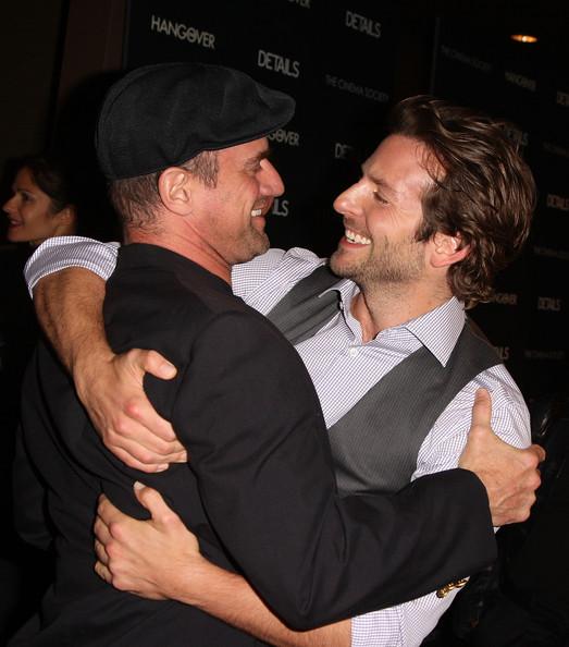 Chris Meloni & Bradley Cooper