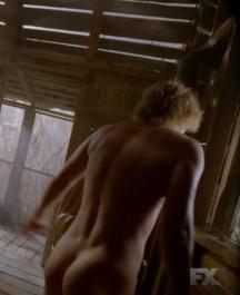 evan peters nude american horror story