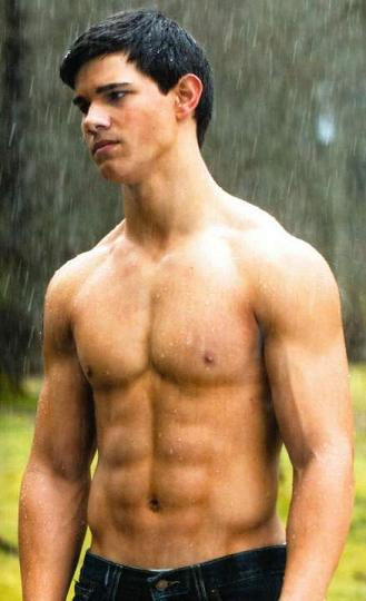 Lautner as Jacob Black
